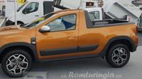Nová Dacia Duster konečně i jako Pick-up? Z Rumunska dorazila stylová přestavba - anotační obrázek