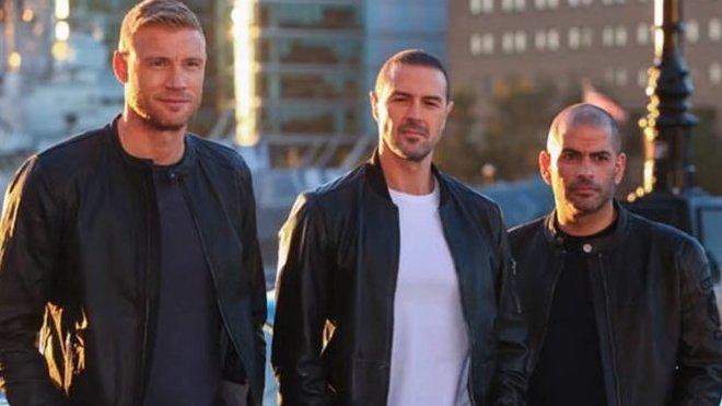 Sedmadvacátou sérií Top Gear budou provázet Chris Harris, Paddy McGuinness a Andrew Flintoff (Youtube/U.K NEWS)