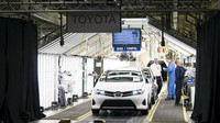 Nejefektivnější výroba aut na světě? Inspirace supermarkety přinesla Toyotě další prvenství - anotační foto