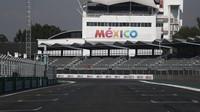 Startovní rovinka v Mexiku