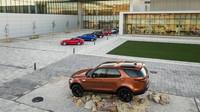 Jaguar Land Rover otevřel nový závod ve slovenské Nitře