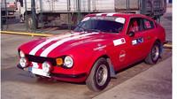 Anadol STC-16 Rally verze