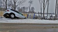 Počty nehod na silnicích stále rostou, prosinec bývá zvlášť kritický pro chodce a seniory - anotační foto