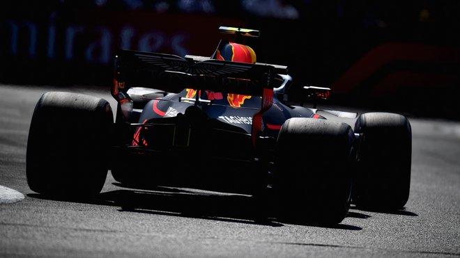 Daniel Ricciardo s Red Bullem RB14 v kvalifikaci překvapil všechny včetně svého týmu