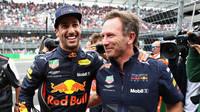 Partnerství Daniela Ricciarda s Red Bullem po letošní sezoně skončilo
