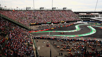 Závod v Mexiku