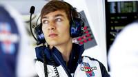 Dohoda McLarenu s Norrisem mi pomohla k místu u Williamsu, odhaluje mladý Russell - anotační foto