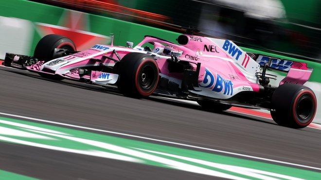 Force India - zaslouží si celou odměnu?