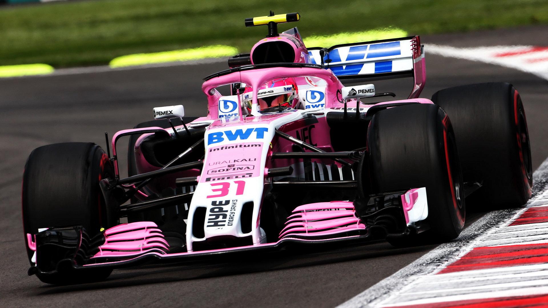Force India loni o své body v létě po krachu přišla, přesto se dokázala dostat zpět na 7. příčku