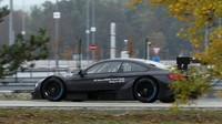 BMW začalo testovat nový speciál M4 DTM s přeplňovaným čtyřválcovým dvoulitrem