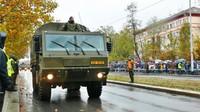 Tatrovky dominovaly slavnostní přehlídce ke 100. výročí vzniku Československé republiky