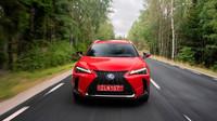Nový Lexus UX mění svět aerodynamiky. Chika Kako, jeho konstruktérka, se inspirovala ve světě Formule 1