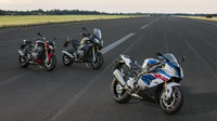 BMW S 1000 RR, S 1000 R a S 1000 XR