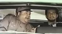 Záběry ze staré reklamy na Lincoln Continental
