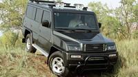 Mercedes G-Wagen na ruský způsob? Projekt Cowboy skončil dost nečekaně - anotační obrázek