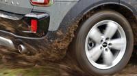 Mini nově nabízí pohon všech kol ALL4 pro Countryman a Clubman bez příplatku