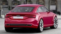 Audi TT Sportback - koncept z roku 2014