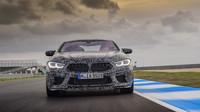 Nové BMW M8 je v závěrečné fázi vývoje pro sériovou výrobu