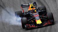 Max Verstappen probrzdil v kvalifikaci v Brazílii