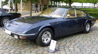 Monica 560: I Francouzi chtěli vyrábět nejrychlejší sedan světa - anotační foto
