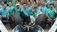 Mercedes je s společně s Ferrari v elitním klubu