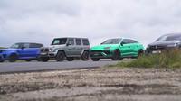 Závod o nejrychlejší SUV měl naprosto jednoznačného vítěze