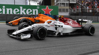 Sauber podle Leclerca nečekal, že letos bude mít tak silné auto - anotační foto
