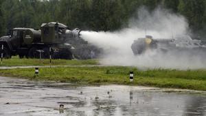 Motor stíhačky na korbě náklaďáku? Sovětský veterán plní v ruské armádě řadu úkolů - anotační obrázek