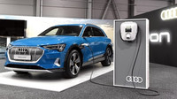 Nové Audi e-tron se poprvé představí české veřejnosti na e-Salonu v Letňanech