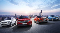 SUV modely Škoda dostupné na čínském trhu
