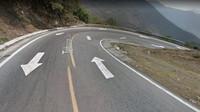 Chaoticky značený úsek mexické dálnice 150 posílá řidiče do protisměru