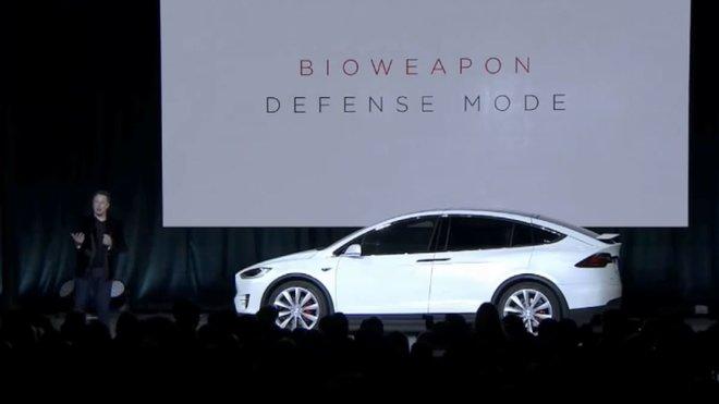 Tesla a její Bioweapon Defense Mode