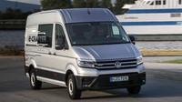 Volkswagen v Letňanech představil nový e-Crafter, elektrický dělník najde uplatnění v každém městě - anotační obrázek
