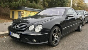 Mercedes-Benz CL 600 V12