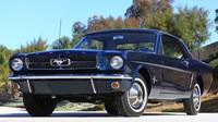 Ford kdysi ztratil druhý nejstarší Mustang, místo muzea skončil v Kanadě - anotační foto