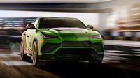 Lamborghini Urus, koncept ST-X