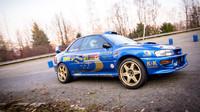 Traiva RallyCup - listopad