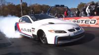 Tohle je zřejmě nejrychlejší BMW světa, z 0 na 350 km/h zvládá za 6.6 sekundy - anotační foto