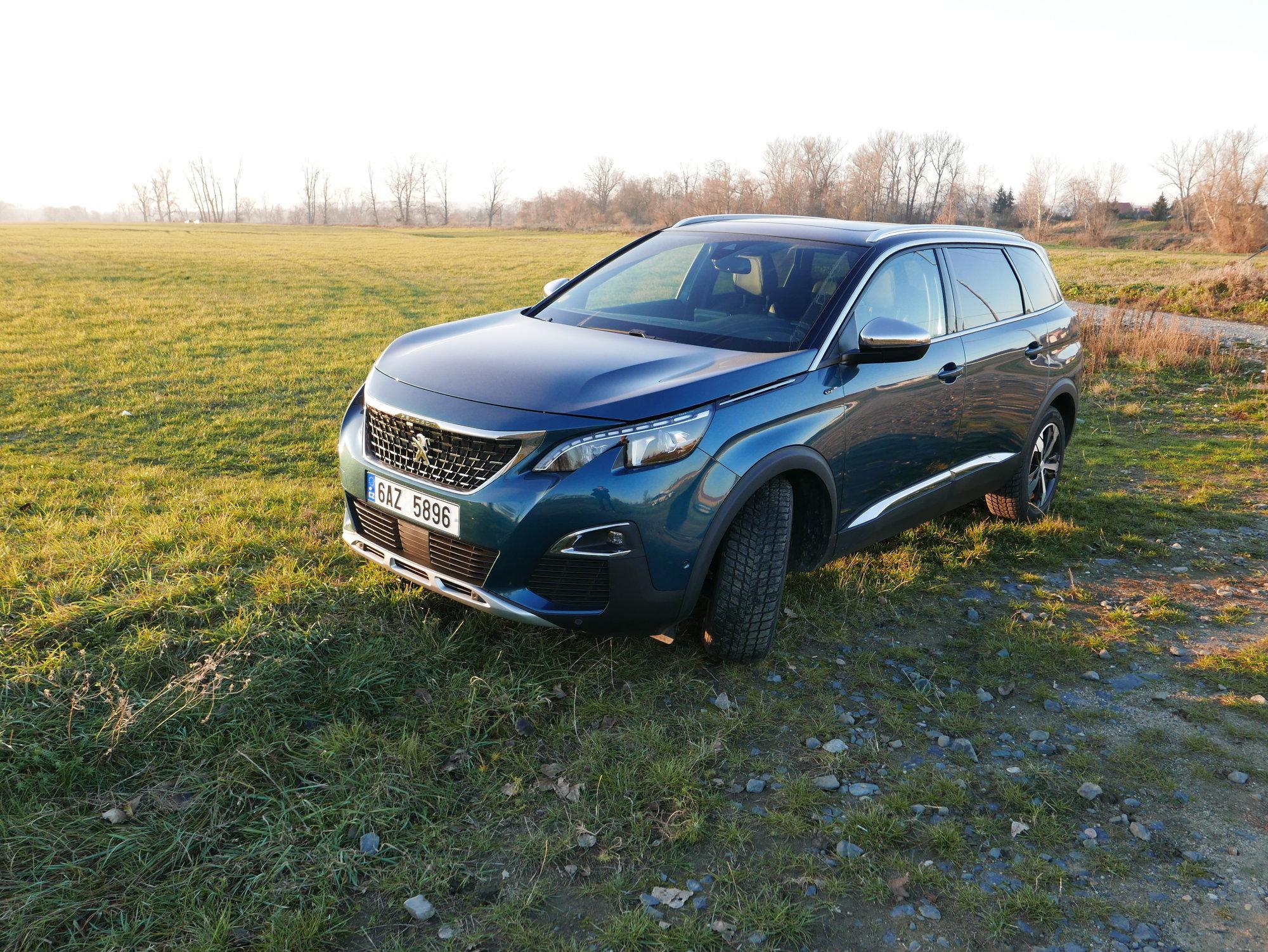 Peugeot 5008 GT 2.0 BlueHDi 180