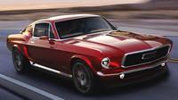 Aviar Motors R67 má být ruský pokus o čistě elektrický klasický Ford Mustang