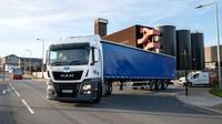 V rámci programu WheelSwap si cyklisté a kamioňáci vyzkoušeli jiný úhel pohledu na britské silnice