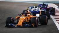 """""""Mých nejlepších závodů s McLarenem si nikdo ani nevšimnul,"""" stěžuje si Vandoorne - anotační obrázek"""