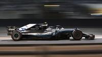 Valtteri Bottas během loňské GP Abú Zabí