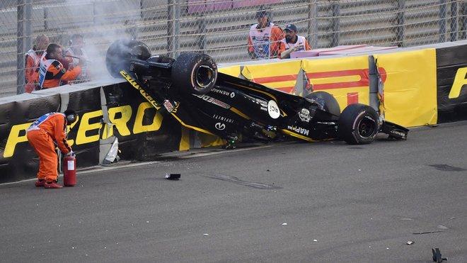 Nico Hülkenberg si asi bude letošní závod dlouho pamatovat