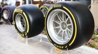 Pneumatiky Pirelli v Abú Zabí