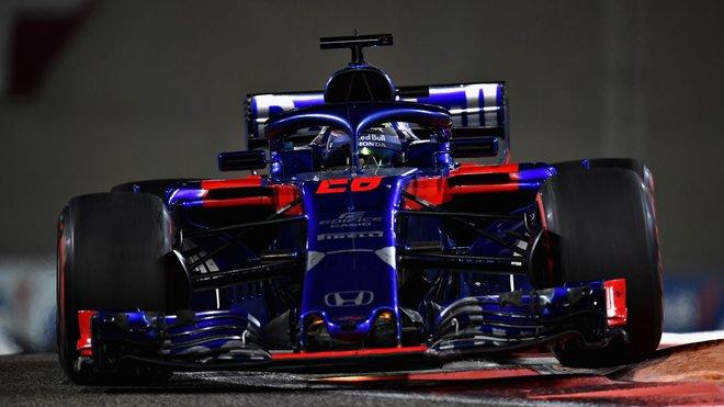 Toro Rosso má sestavu kompletní