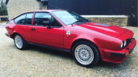 Alfa Romeo GTV6, staronový vůz Jeremy Clarksona