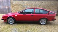 Alfa Romeo GTV6, staronový vůz Jeremy Clarksona (Instagram/jeremyclarkson1)