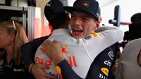 Daniel Ricciardo se loučí s týmem Red Bull před závodem v Abú Zabí