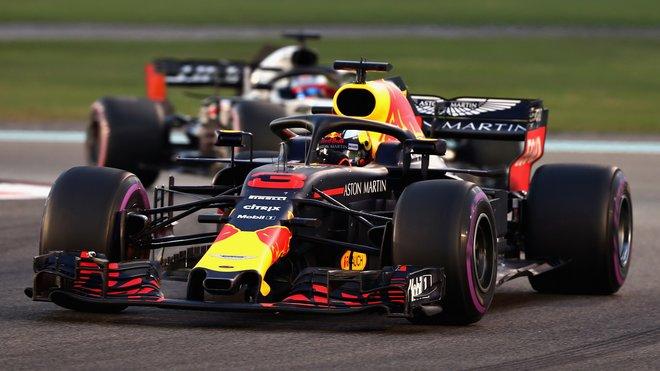 Red Bull podával v posledních závodech skvělé výkony